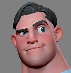 CG man #render #3d #character