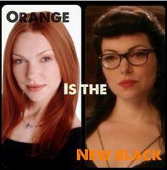 Orange is the new black Alex Vause