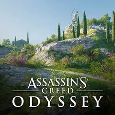Assassin's Creed Odyssey - Paradise Biome, François-Philippe L.