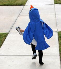 Bluebird Costume Tutorial