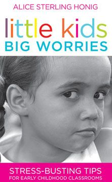 Great book on Stress-Busting Tips for Early Childhood Classrooms