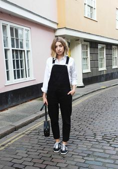Style and Create — What's not to love with this Dungarees? | Photo Brittany Bathgate