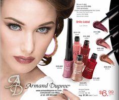 www.armanddupree-es.com 209 6611447 para unirte a nuestro equipo de lideres en tu area. Brillo labial ELEGANCIA Y GLAMOUR Elegance and Glamour