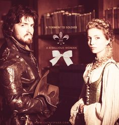 The Musketeers - 1x07 - A Rebellious Woman, Athos and Ninon