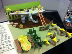 Tohloppi uudistetaan, kevään 2012 luonnos unelmien toimistosta (kilpailun satoa) #yleme