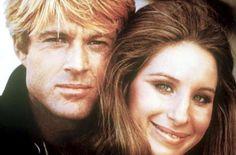 Robert Redford, legendary, sensational and inspirational actor. Barbara Streisand, a legend as well.
