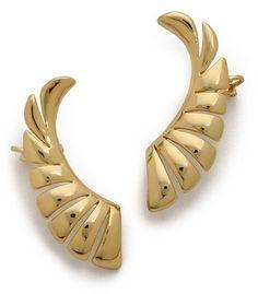 Rachel Zoe Sarfari Ear Cuff on shopstyle.com.au