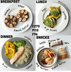 nutrition healthy eating Weight Loss By Dieting Healthy Meal Prep, Healthy Dinner Recipes, Diet Recipes, Healthy Snacks, Cooking Recipes, Eating Healthy, Healthy Weight, Rice Cake Recipes, Keto Snacks