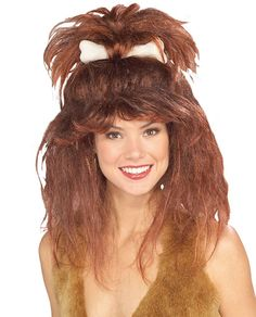 cavewoman costume makeup - Google Search | Boo... Costumes - Nomad ...