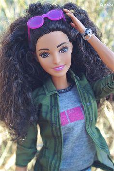 Barbie Fashionistas 55 doll photo by Gudy