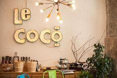 Le Cocó, resto bar para las tribus fans del vintage le coco chueca madrid