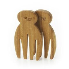 Natural Home Bamboo Salad Hands, 2 Ct.  $7.99 @ Jet.  $1.43 @ Goodwill.