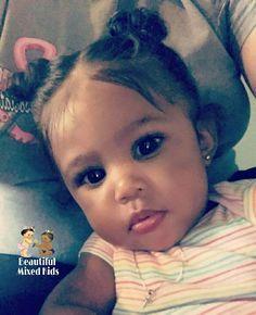 Aalaya - 6 Months • African American, Irish & German ❤