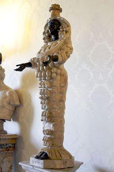Artemis of Ephesus, marble and bronze copy of a century BCE original. Ephesus, Epoch, Artemis, Eagles, Civilization, Rome, Greek, Statue, Museum