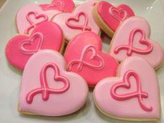 Biscoito de coração