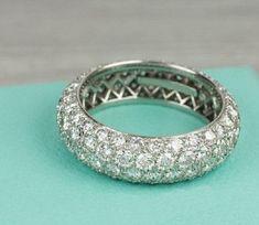 2.87 Ct Round Sim Diamond 14K White Gold Fn Wedding Set Bridal Engagement Ring