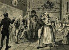 Kissing under the Mistletoe. The Regency World of Lesley-Anne McLeod, Regency Christmas Traditions