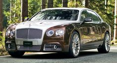 Mansory's Bentley Flying Spur