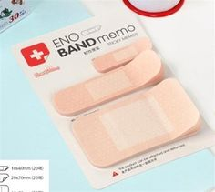 Clever sticky notes... just something to make work a little more fun!  $6.00