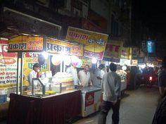 3StreetFood Sarafa Bazaar choupati, #Indore #Street #Food #India #ekPlate #ekplatestreetfood