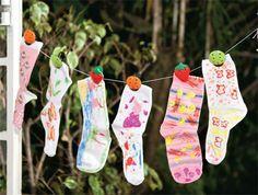 Pintura de meias New Classroom, Special Day, Little Ones, Christmas Stockings, Holiday Decor, Party, Fun, Inspiration, Cabana