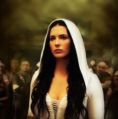 Kahlan Amnell, The Confessor in The Legend of the Seeker (Actress- Bridget Reagan)