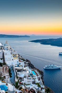 Fără - Santorini