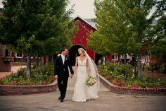 Bride and Groom #crookedwillowfarms #wedding #bride #groom #coloradowedding
