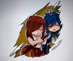 Fairy tail// Jellal and Erza Fairy Tail Ships, Fairy Tail Funny, Fairy Tail Art, Fairy Tail Love, Fairy Tail Guild, Fairy Tail Anime, Fairy Tales, Erza Y Jellal, Fairy Tail Jellal