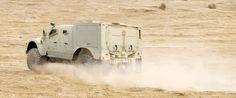 Oshkosh, MRAP All-Terrain Vehicle (M-ATV)   Multi-Mission Variant