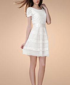 White Tulle Dress - Dress Story on Etsy