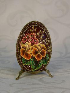 Pisanki Kraszanki | Pisanki Wielkanocne - jaja malowane, kraszanki, dekorowane