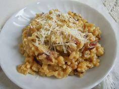 Cresciuti a Pastasciutta!: Facile il risotto. Due ricette per supplì e sforma...