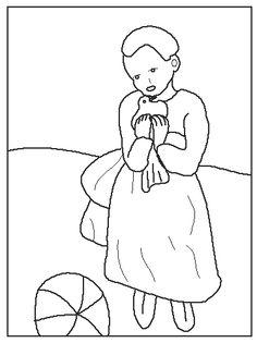 Pablo Picasso, L'enfant à la colombe
