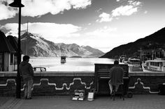 Entry from a Futurestep colleague in Australia: This photo was taken on a recent trip to New Zealand's South Island in August. I was walking around the Lake Wakatipu waterfront in Queenstown and came across 'Mathias Piano Man'. Passers by were stopped in awe at the surroundings – the gentle sound of the piano was the perfect soundtrack for the sunset on this calm evening. Captured in this photo is one of those rare moments of travel perfection that I'll reflect upon for years to come.