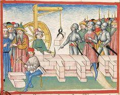 Bibel AT, dt.: Könige, Paralipomenon I und II, Esra, Tobias, Judith, Esther, Hiob — Stuttgart (?) - Werkstatt Ludwig Henfflin, 1477 Cod. Pal. germ. 17 Folio 208r
