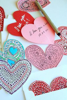 Pinspire - HB 63's pin:valentine cards