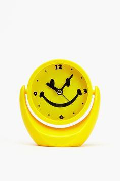 Smiley Flip Clock