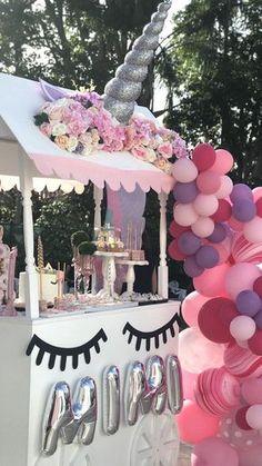 Unicorn Birthday Party on Kara's Party Ideas | KarasPartyIdeas.com (4)