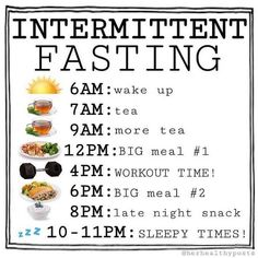"""Keto Meals & Tips on Instagram: """"Intermittent fasting (IF) is currently one of the world's most popular health and fitness trends.⠀ ⠀ People are using it to lose weight,…"""" Healthy Tips, Healthy Choices, Healthy Eating, Healthy Recipes, Diet Recipes, Healthy Food, Stay Healthy, Smoothie Recipes, Clean Eating"""