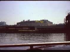 35mm Slide 1964 Yankee Stadium Bronx New York City NYC