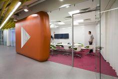 Second Yandex Office Designed by Za Bor Architects