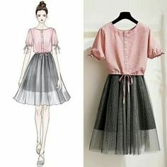 new ideas fashion dresses casual drawing Source by dress sketches Asian Fashion, Look Fashion, Trendy Fashion, Girl Fashion, Fashion Ideas, Fashion Brands, Fashion Online, Fashion Drawing Dresses, Fashion Dresses