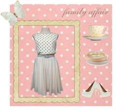 """""""family affair"""" by misspakki on Polyvore"""