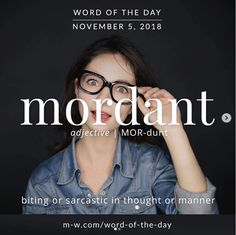 Source for word: Merriam-Webster Source by mcwasilik words The Words, Fancy Words, Weird Words, Words To Use, Pretty Words, Cool Words, Interesting English Words, Unusual Words, Learn English Words