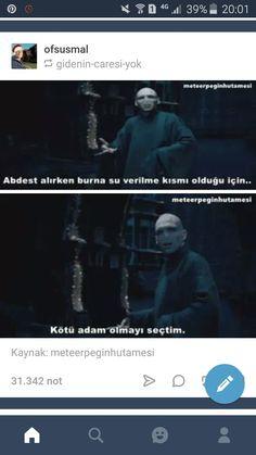 Harry Potter 9, Harry Potter Comics, Slytherin, Hogwarts, Funny Share, Lord Voldemort, Harry Potter Wallpaper, Really Funny, Karma