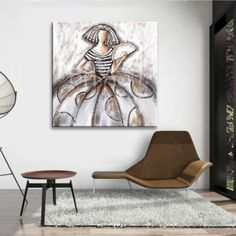 Accent Chairs, Drawings, Pictures, Furniture, Macrame, Home Decor, Ideas, Hipster Baby Girls, Modern Paintings