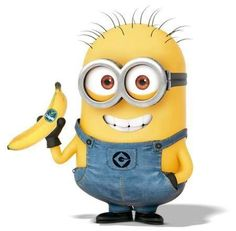 Jerry the minion. He's just so cute and fat! My favourite minion by FAR! Amor Minions, We Love Minions, Cute Minions, Minions Despicable Me, Minions Quotes, Minions 2014, Minion Sayings, Minion Stuff, Evil Minions