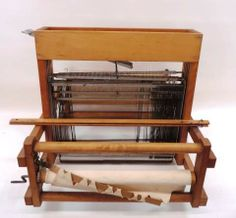 shopgoodwill.com: Nilus Leclerc Hand Weaving Loom ~Made in Canada~