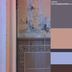 Farbinspiration Alter Hauseingang Farbpalette Farbprofil Farbharmonie Farbe Quantitt